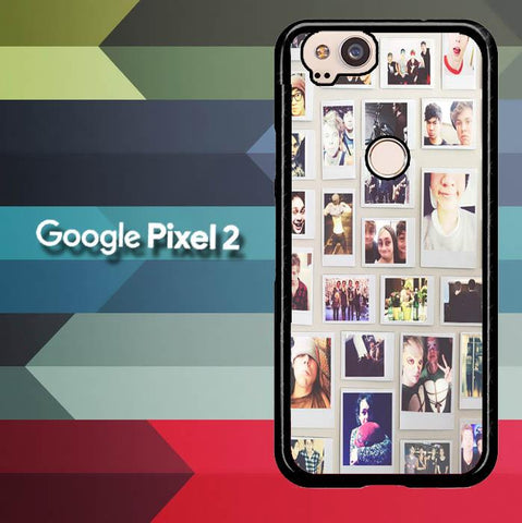 1 DIRECTION COLLAE V0611 Google Pixel 2 Cover Cases