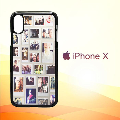 1 DIRECTION COLLAE V0611 iPhone X Case