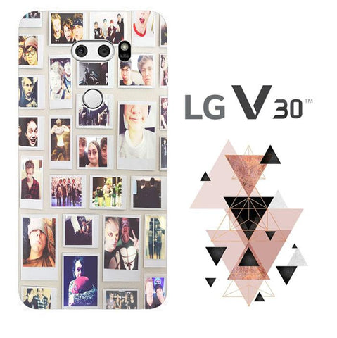 1 DIRECTION COLLAE V0611 LG V30 Cover Cases