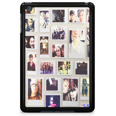 1 Direction Collae V0611 iPad 2 | 3 | 4  Cover Cases