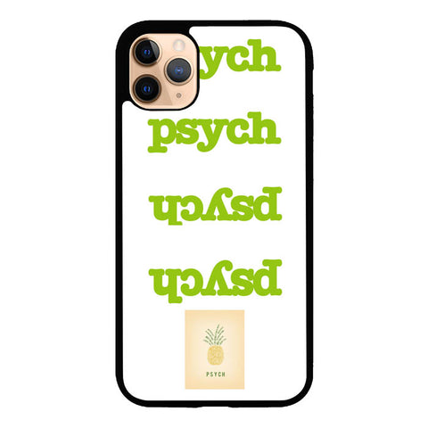 PSYCH 2 V1231 iPhone 11 Pro Max Case