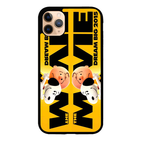 Snoopy And Charlie Brown The Peanuts 2015 Movie V 2104 iPhone 11 Pro Max Case