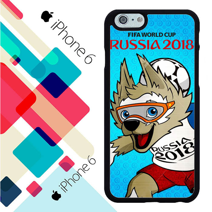 world cup mascot 5 iPhone 6 | 6S Case Christmas Gifts | Xmas Presents and Gift Ideas-iPhone 6 | 6S Cases-Recovery Case