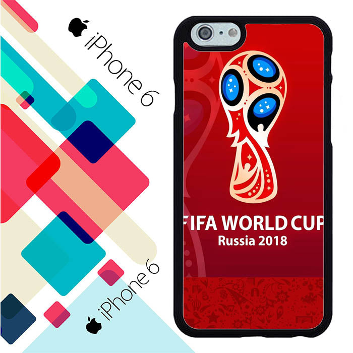 world cup trophy red iPhone 6 | 6S Case Christmas Gifts | Xmas Presents and Gift Ideas-iPhone 6 | 6S Cases-Recovery Case