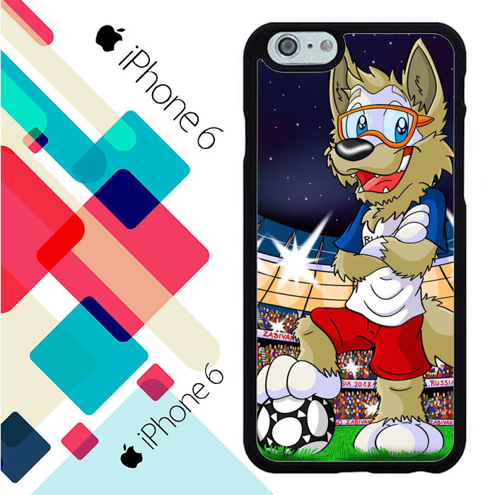 Zabivaka in stadium iPhone 6 | 6S Case Christmas Gifts | Xmas Presents and Gift Ideas-iPhone 6 | 6S Cases-Recovery Case