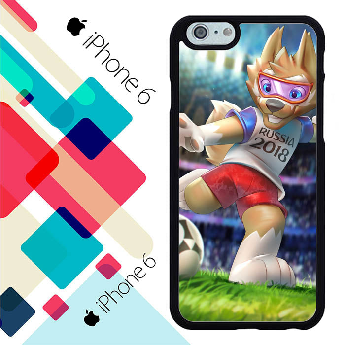 Zabivaka Mascot iPhone 6 | 6S Case Christmas Gifts | Xmas Presents and Gift Ideas-iPhone 6 | 6S Cases-Recovery Case