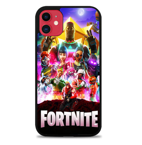 Fortnite P0193 iPhone 11 Case