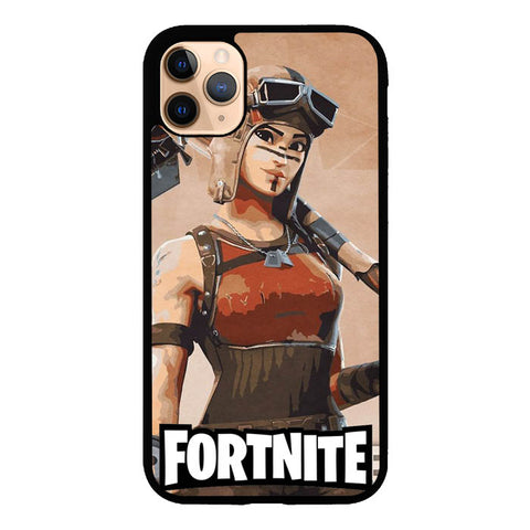 Fortnite Renegade P0378 iPhone 11 Pro Max Case