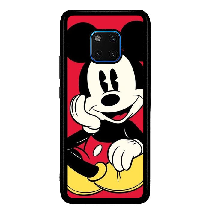 Mickey Mouse P0738 Huawei Mate 20 Pro Case