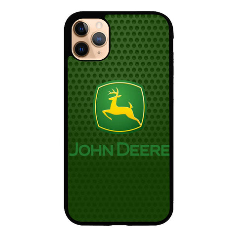 John Deere Green Logo P1215 iPhone 11 Pro Max Cover Cases