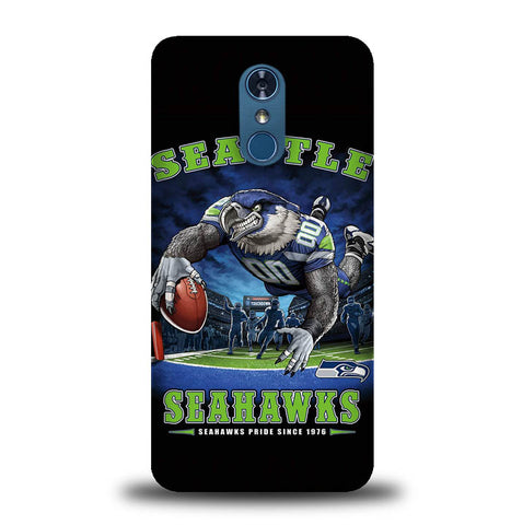 Seattle Seahawks Pride Since 1976 P1299 LG Stylo 4 , Lg Stylo 4 Plus , Lg Stylus 4 , Lg Stylus 4 Plus, Lg Q Stylus Cover Cases