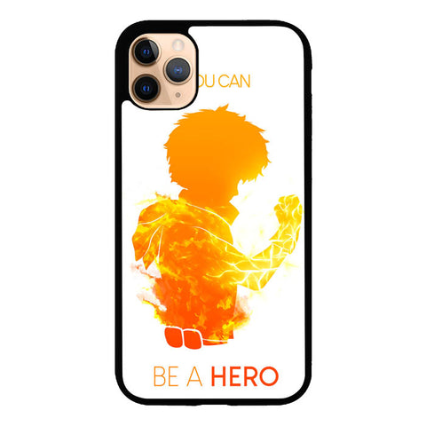 You Can Be A My Hero Academia P1303 iPhone 11 Pro Max Cover Cases
