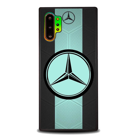 Mercedes logo P1605 Samsung Galaxy Note 10 Plus Cover Cases