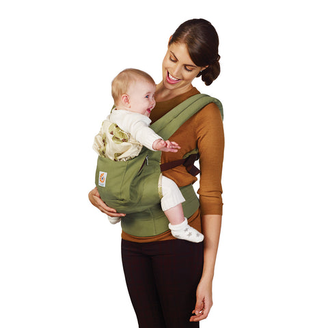 Ergobaby Organic Carrier - Zen (Green)