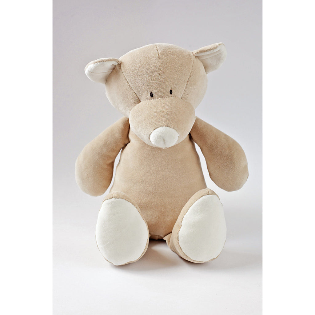 Wooly Organic Cuddly Teddy Soft Toy
