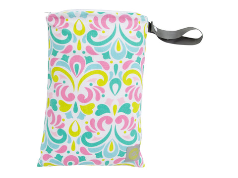 Itzy Ritzy Sealed Wet Bag - Brocade Splash
