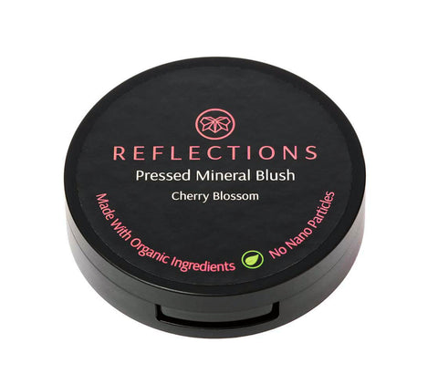 Reflections Organic - Pressed Mineral Blush (Cherry Blossom)