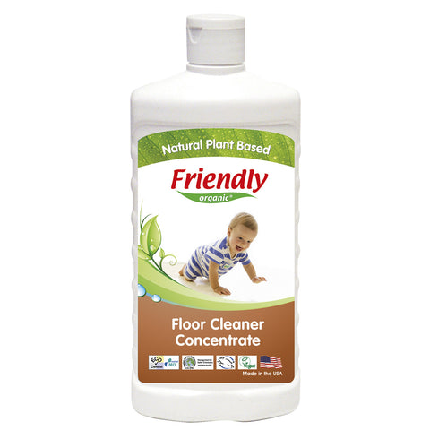 Friendly Organic Floor Cleaner Concentrate (500ML)