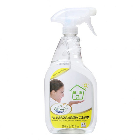Friendly Organic All Purpose Nursery Cleaner (650ML/22OZ)