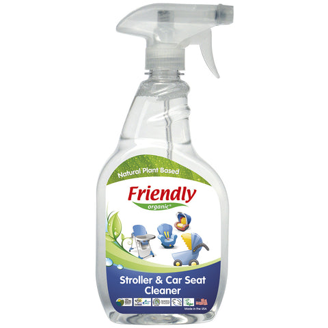 Friendly Organic Stroller and Car Seat Cleaner (650ML)
