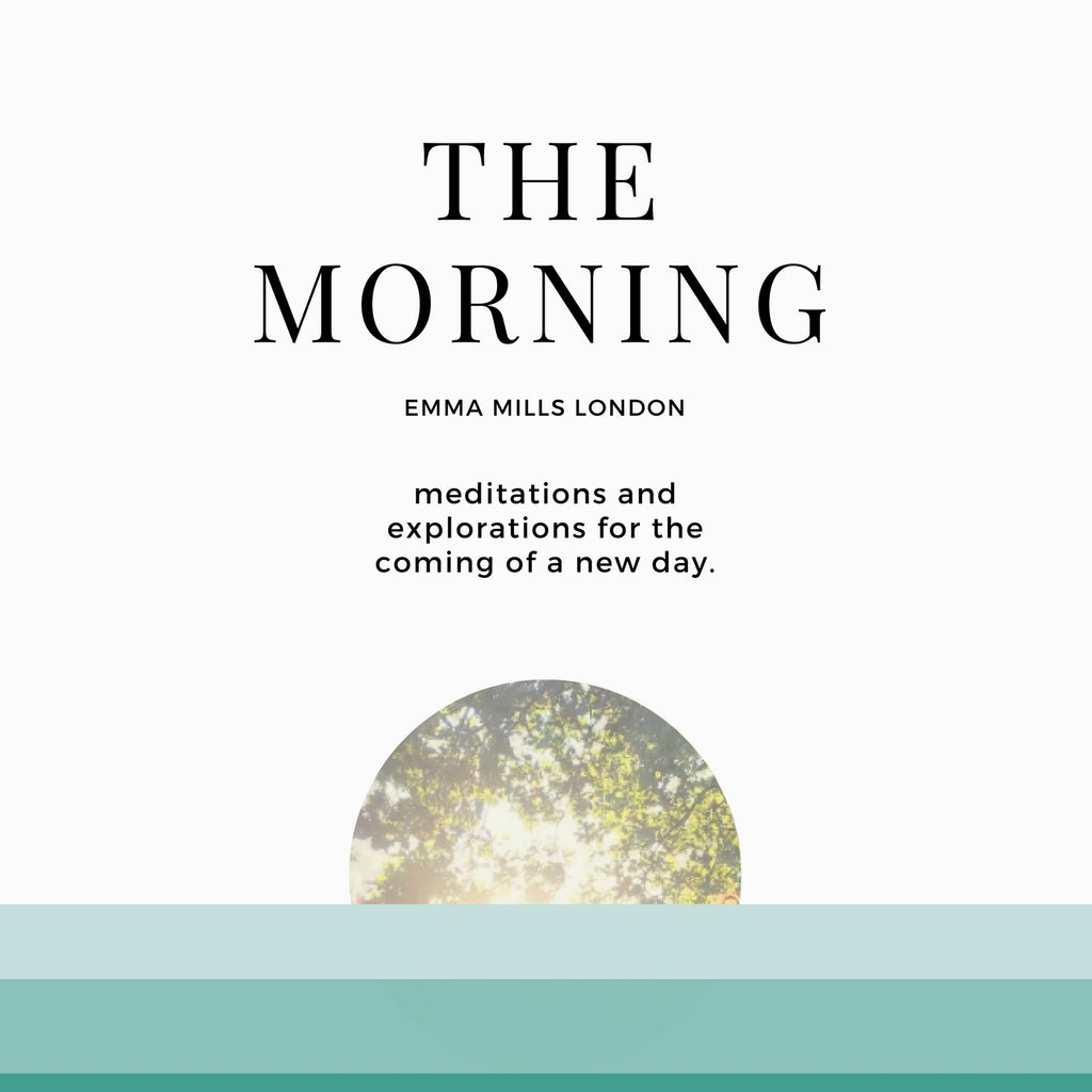 The Morning - Guided Meditation and discussion