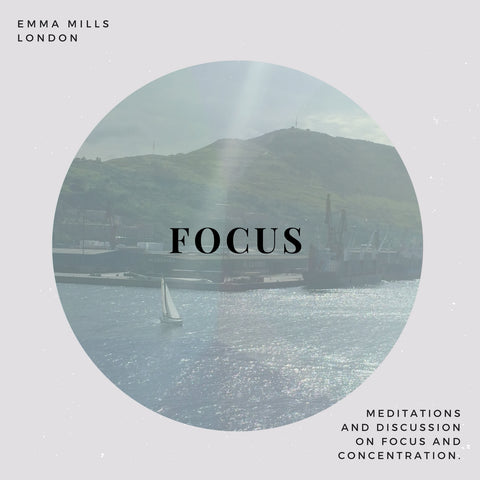 Focus - Guided meditations and explorations.