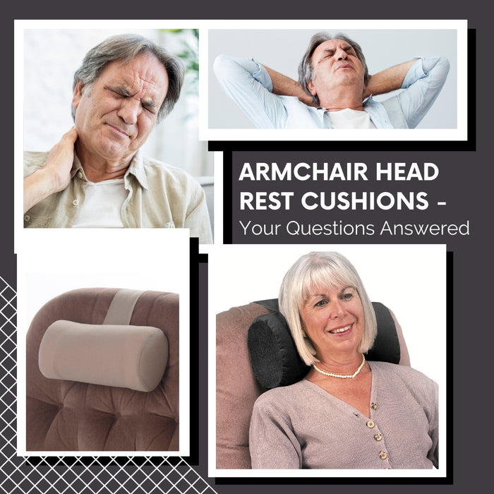 Armchair Head Rest Cushions - Your Questions Answered