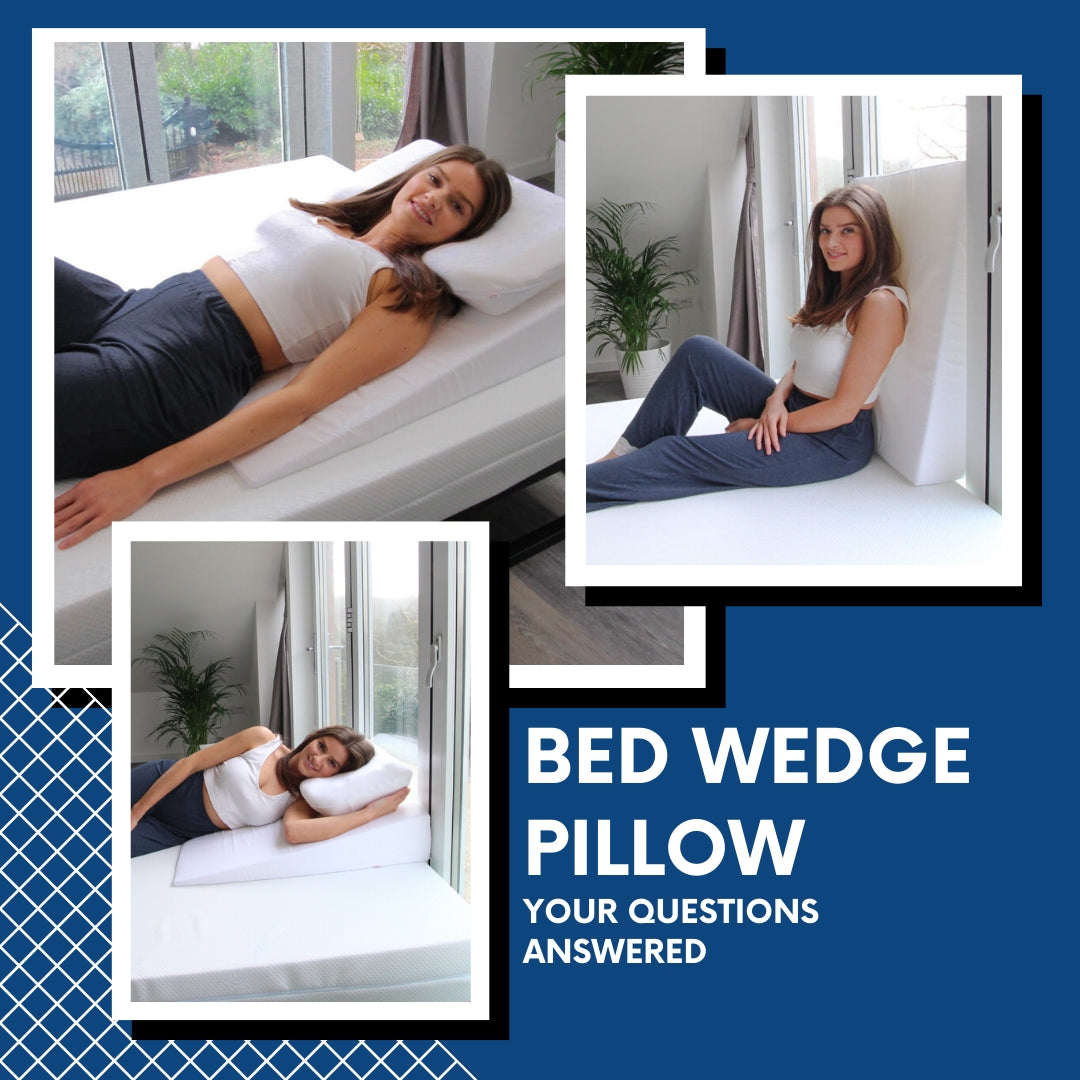 Bed Wedge Pillow - Your Questions Answered