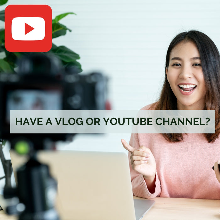 VLOG or Youtube Channel? Affiliate program - Health Products