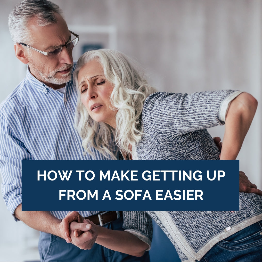 How To Make Getting Up From A Sofa Easier