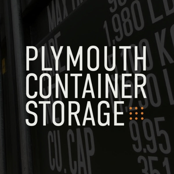 We Have Opened A Plymouth Container Storage Site!