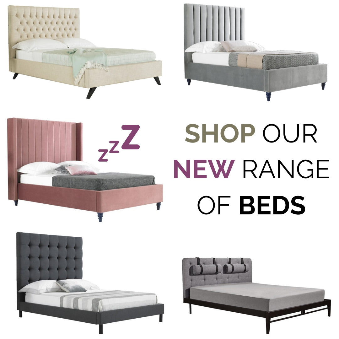 Introducing Our Bed Collection
