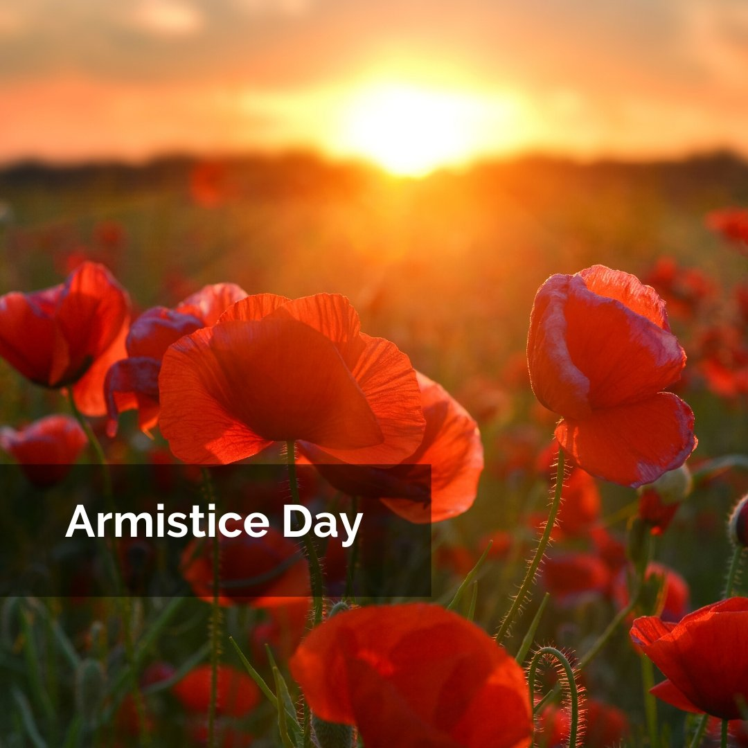 Armistice Day - Two Minutes Silence | Putnams