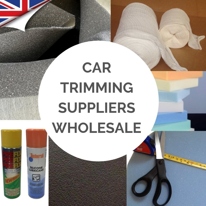 Car Trimming suppliers Wholesale Devon, Cornwall & Somerset | Putnams