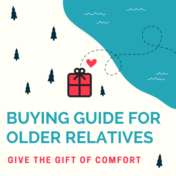 Christmas Buying Guide For Older Family Relations; Grandma & Grandpa | Putnams