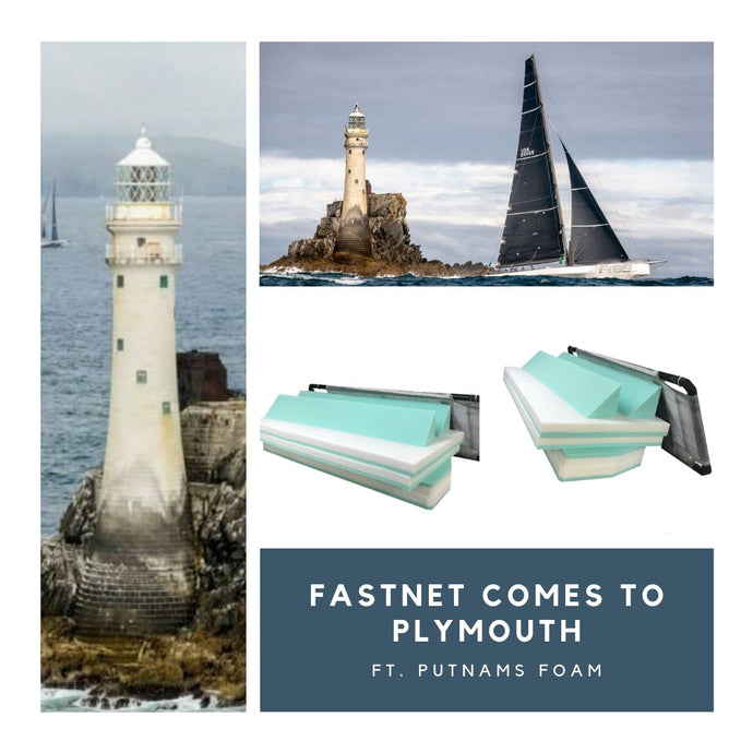 Fastnet Sails to Putnams For Boat Bunk Foam