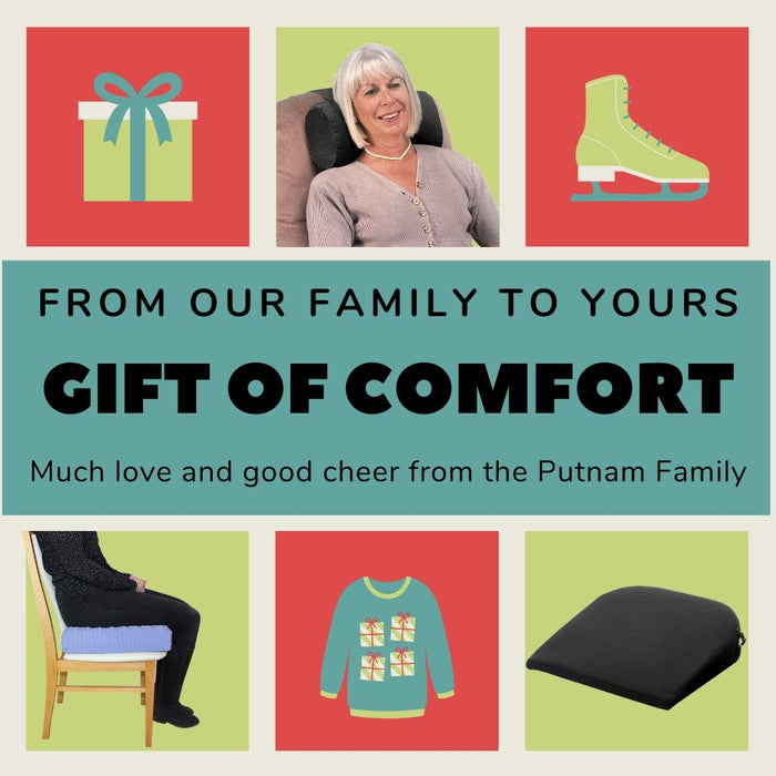 Give The Gift Of Comfort This Christmas | Putnams
