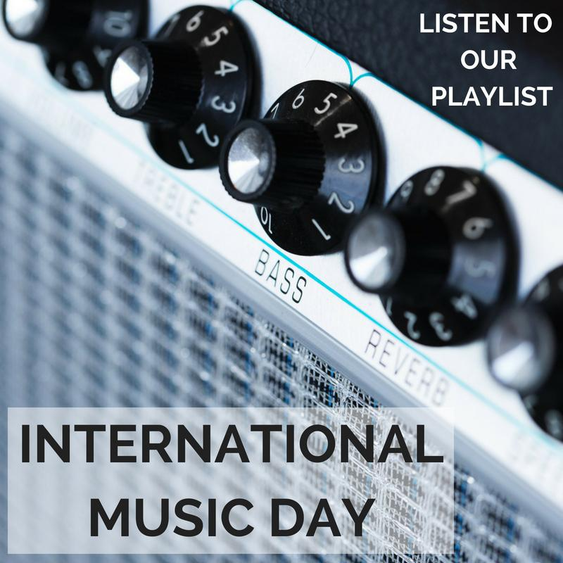 Happy International Music day and welcome to the Putnams Playlist | Putnams