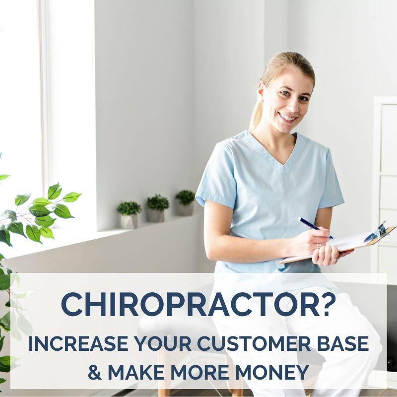 How To Make More Money As A Chiropractor & Get More Customers UK | Putnams