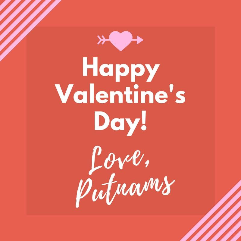 Love Yourself This Valentines Day | Putnams