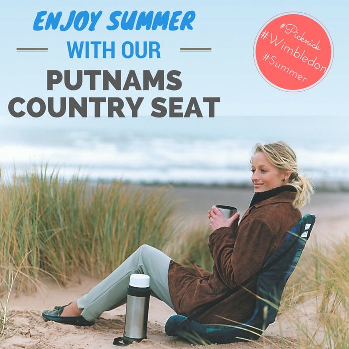 Portable Chair Ideal For The British Summer | Putnams