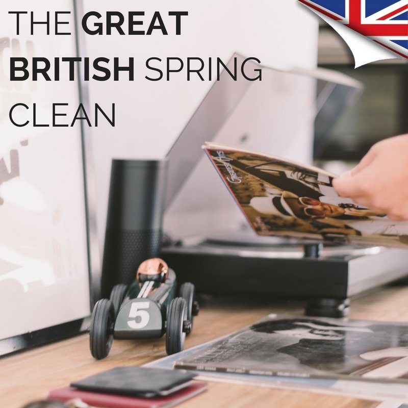 The Great British Spring Clean 2018 | Putnams