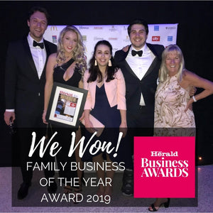 We Have Won The Herald Award's Family Business Of The Year 2019! | Putnams