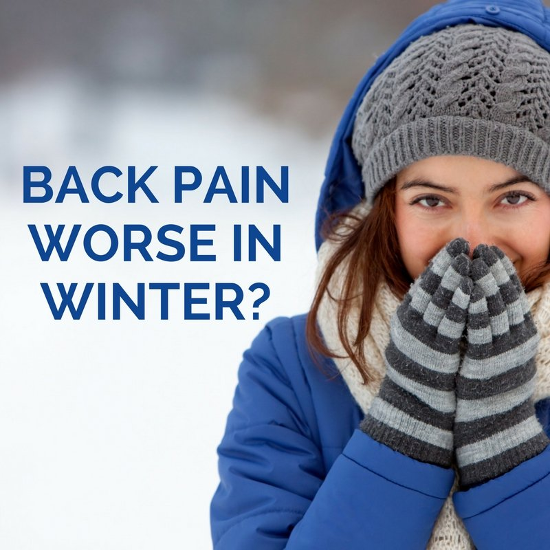 Why Does My Back Hurt More In Winter? | Putnams