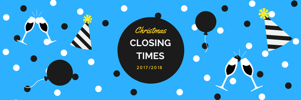 Christmas putnams putnams.co.uk closing opening last orders information 2017