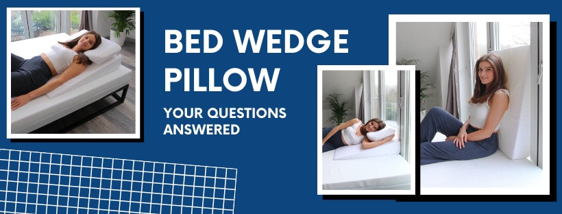 bed wedge pillow how to use a bed wedge