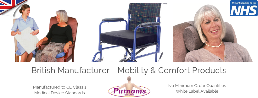 British Manufacturer of White label mobility products UK Wholesale Trade accounts Credit