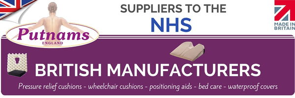 british manufacturer mobility shop products cushions