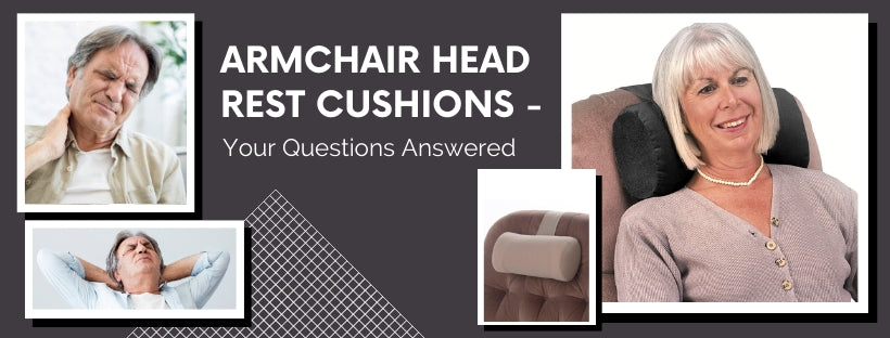 armchair head rest cushions your questions answered