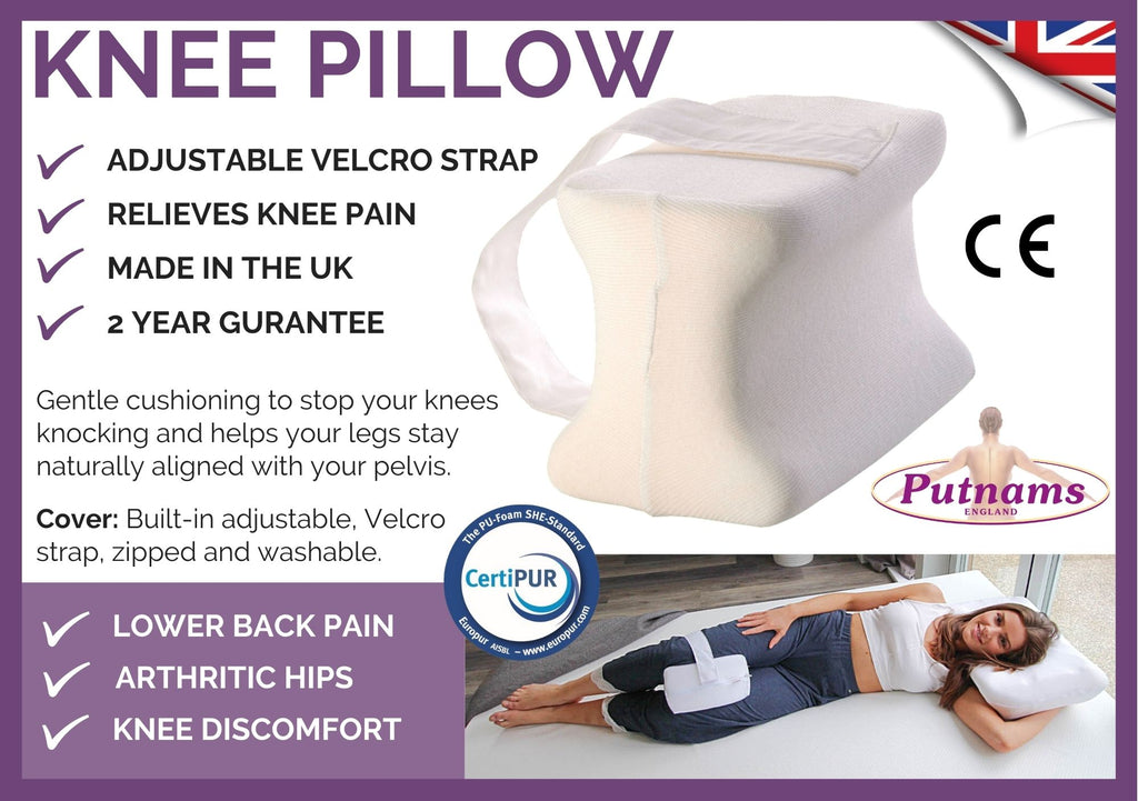 Knee Pillow To Relieve Lower Back, Knee